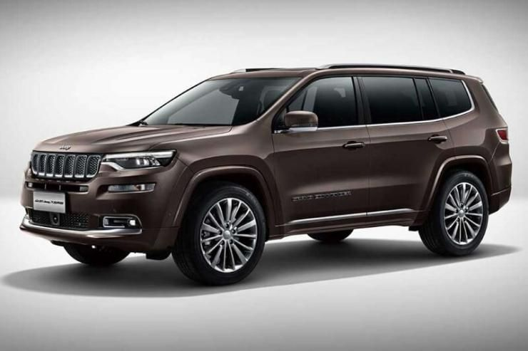 Jeeps Toyota Fortuner Challenger For India New Details Surface
