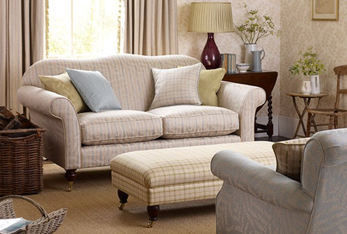 We Love The New England Fabric Collection By Linwood Featuring Hinton Sofa And Hazelton Table Wesleybarrell