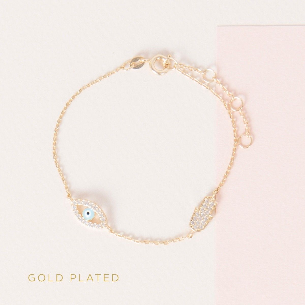 bracelet gold plated collection - Parfois