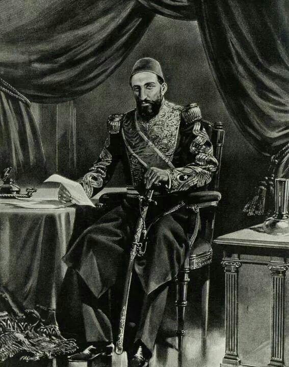 Sultan Abdul Al Hameed II -Ottoman Empire | Sultan, Dünya tarihi, Osmanli