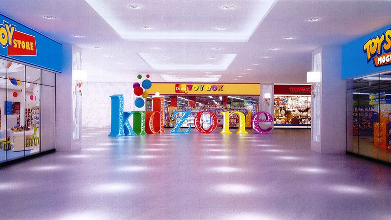 Stores In The Mall For Kids