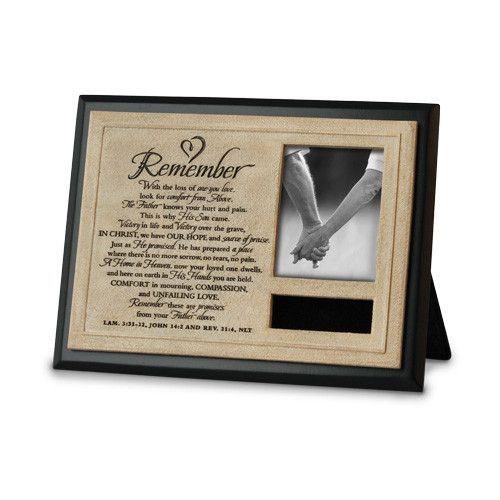Remember - Memory Photo Frame