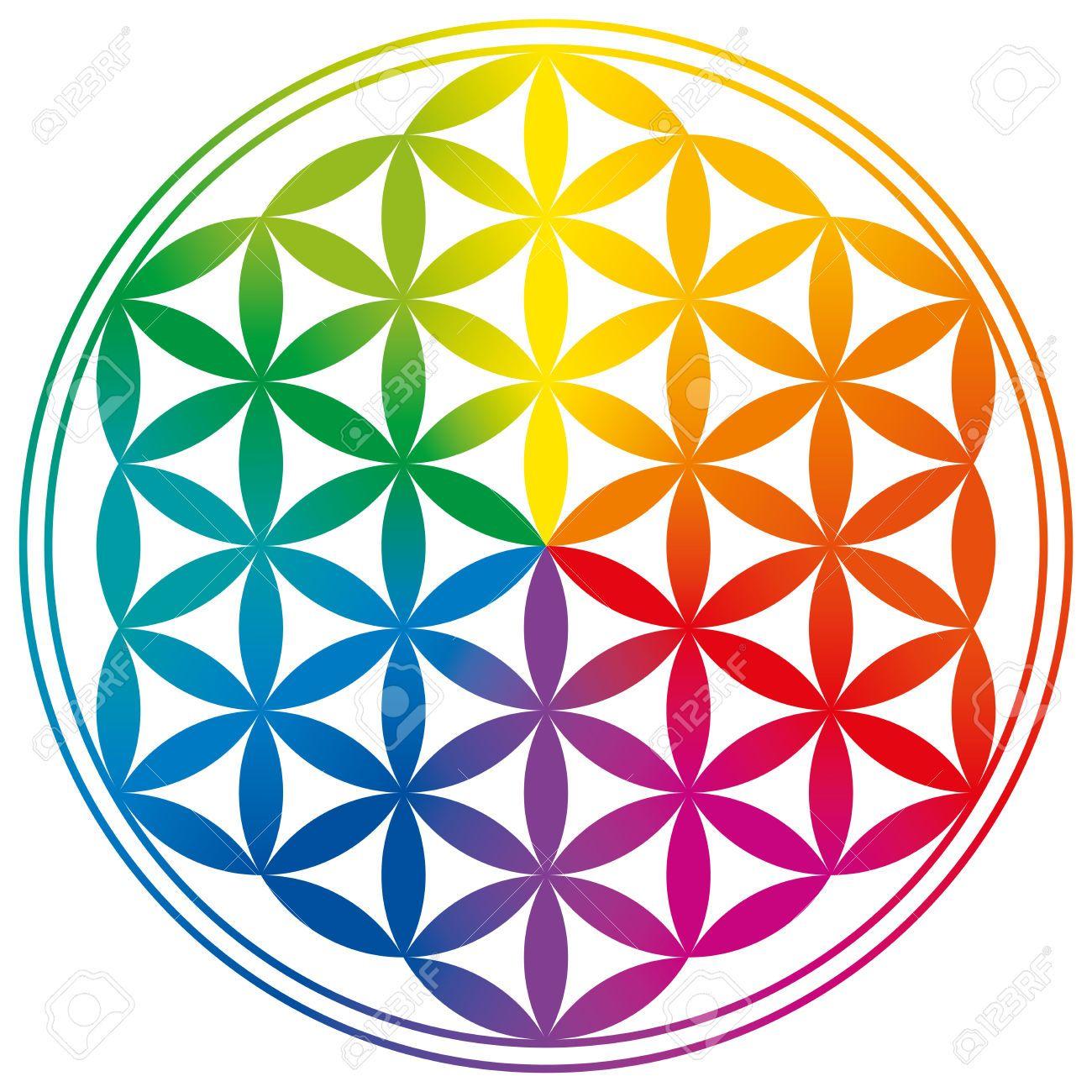 sacred geometry google search map pinterest rh pinterest com Flower of Life Wallpaper Anime Yin and Yang