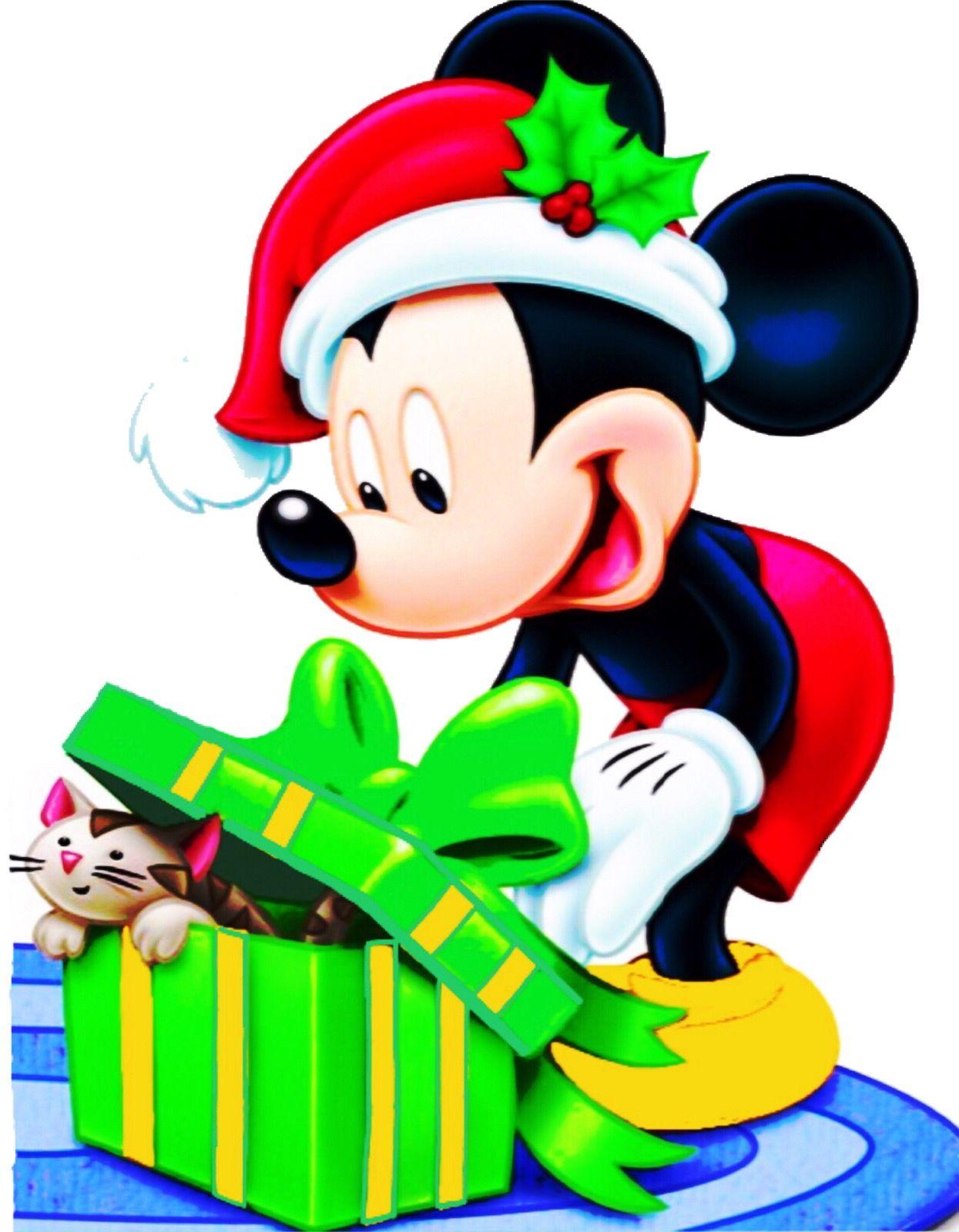 Christmas - Disney - Mickey Mouse | ❄ CHRISTMAS - DISNEY ...