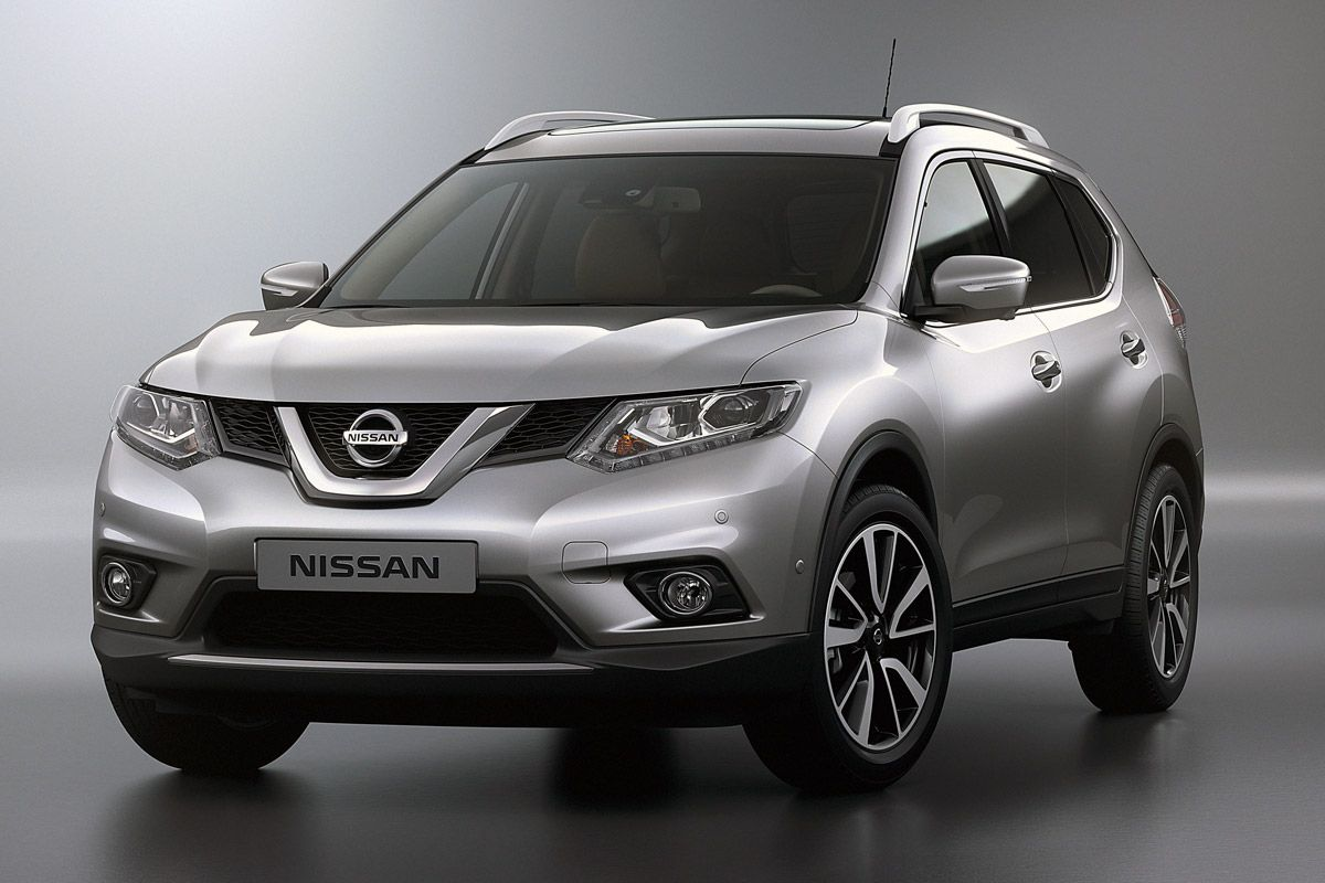 New Nissan XTrail on sale now from £22,995 Nissan