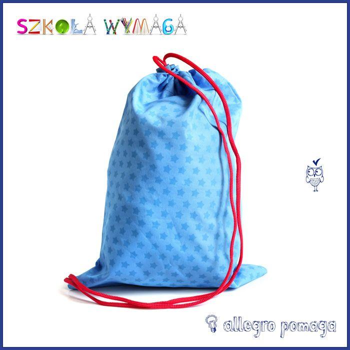 Worki Szkolne Drawstring Backpack Bags Backpacks