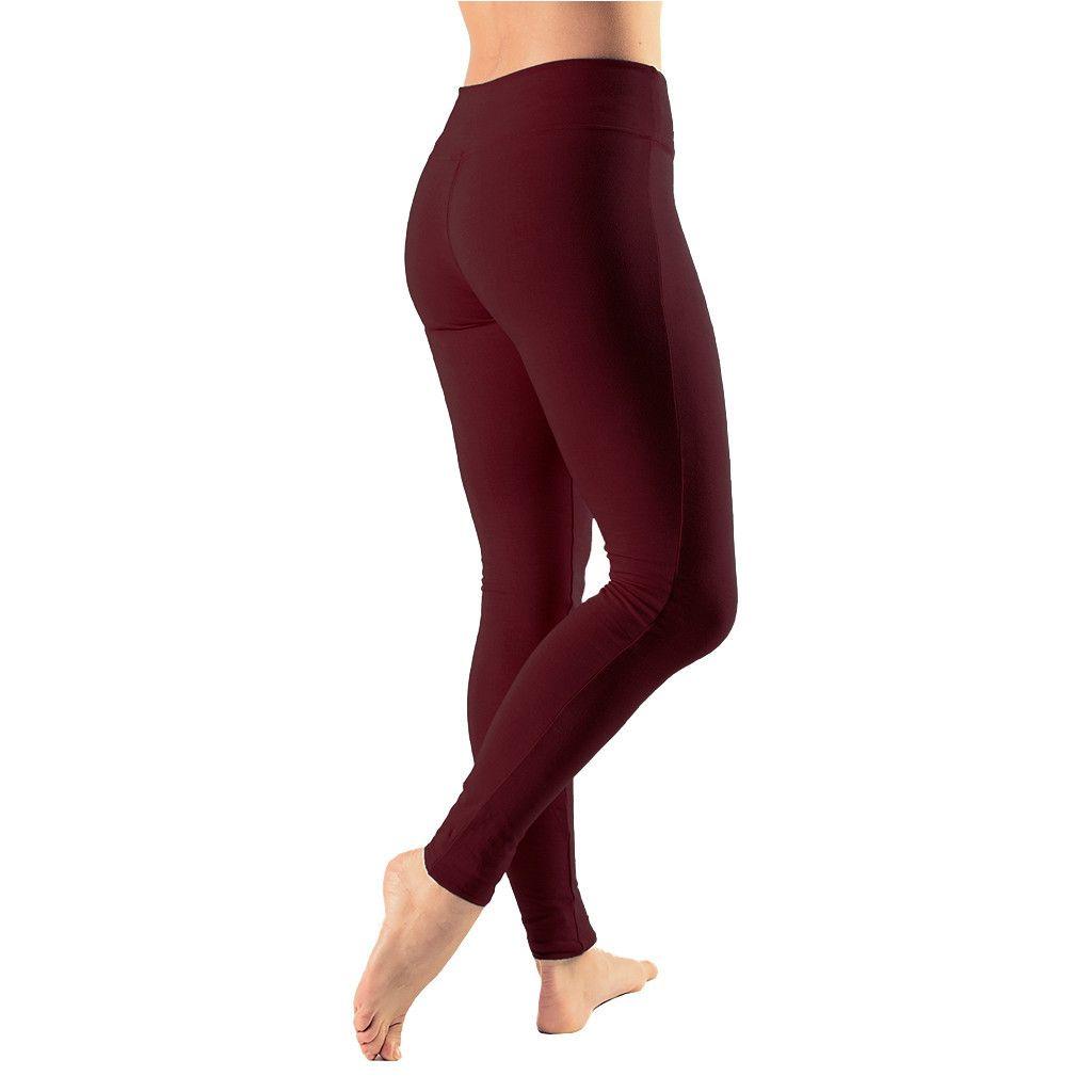 Yoga Leggings Bamboo Womens Yoga Clothes Colorful Leggings Pilates Clothes