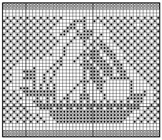 Sail Boat Colorwork Knitting Pattern Fair Isle And Intarsia Charts