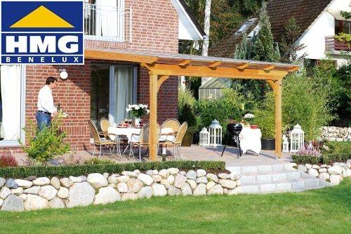 Terrasoverkapping skan holz model ravenna veranda s en