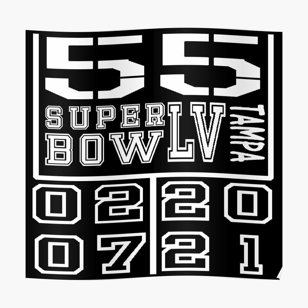 Football Super Bowl 2021