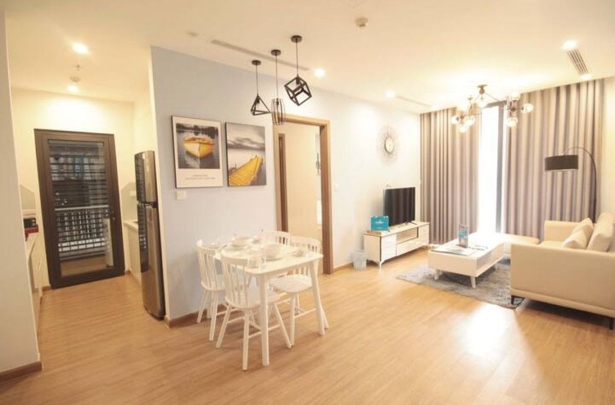Simple 2 Bedroom Apartment For Rent In Vinhomes Skylake 2 Bedroom Apartment Apartment Decor Apartments For Rent