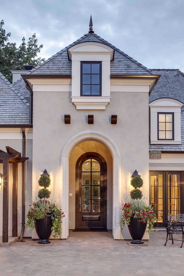 Contemporary stucco house beautiful modern house paint