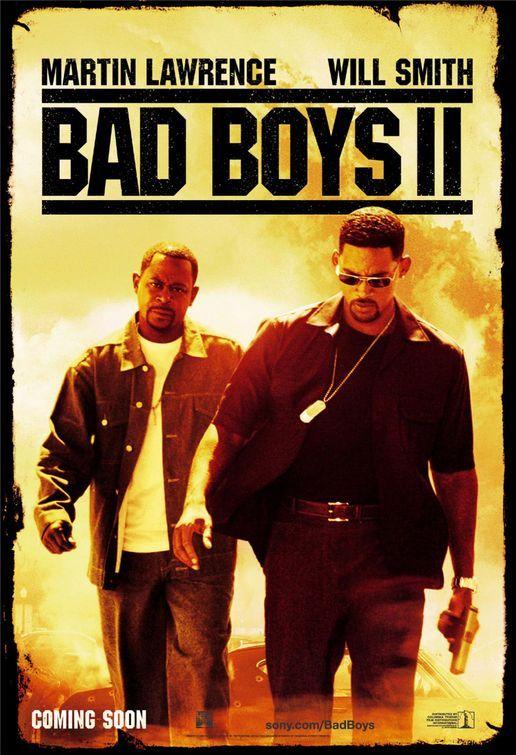 Bad Boys 2 Will Smith Bad Boys Bad Boys Martin Lawrence