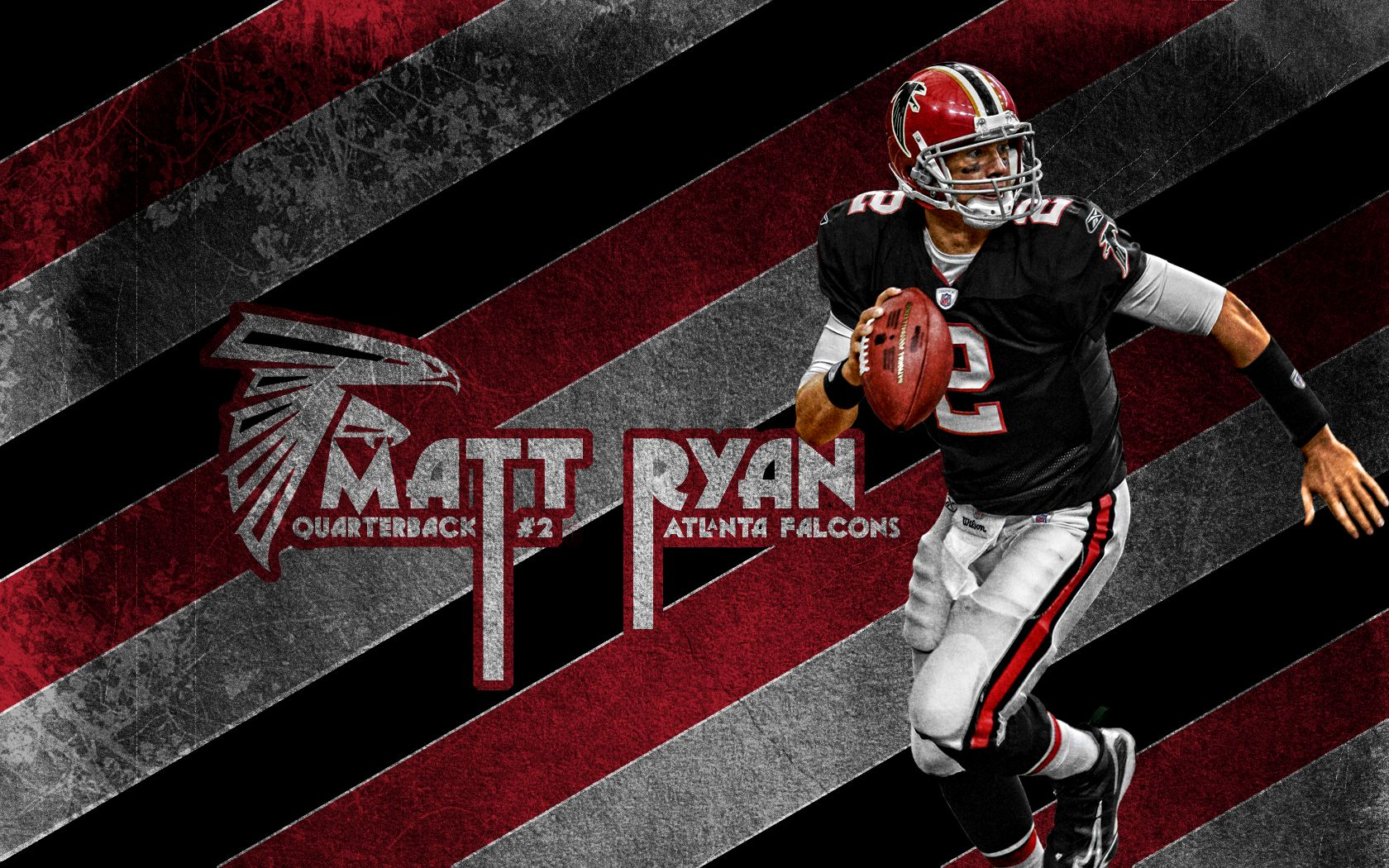 Matt Ryan Nfl Football Wallpaper Atlanta Falcons Wallpaper Football Wallpaper