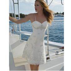 Beach Honeymoon Dress Mimics The White And Gorgeous Wedding No Si