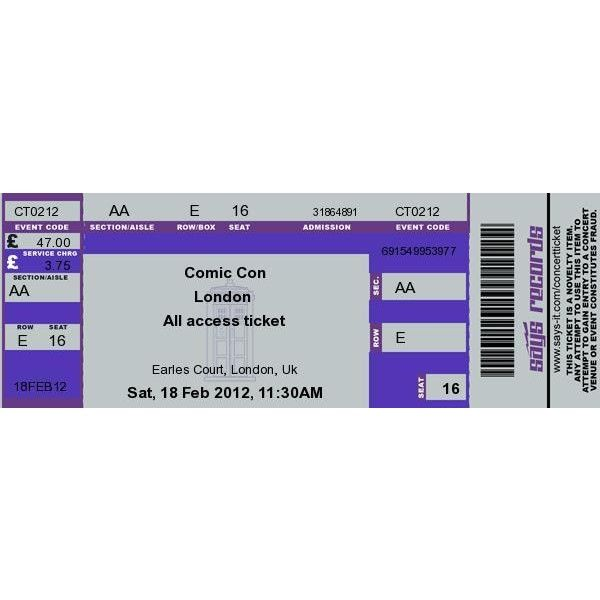 concert ticket maker liked on polyvore featuring home kitchen