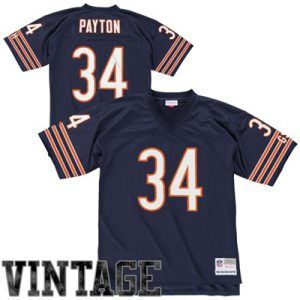 brand new 09ada 3f260 nfl throwback jerseys, walter payton chicago bears throwback ...