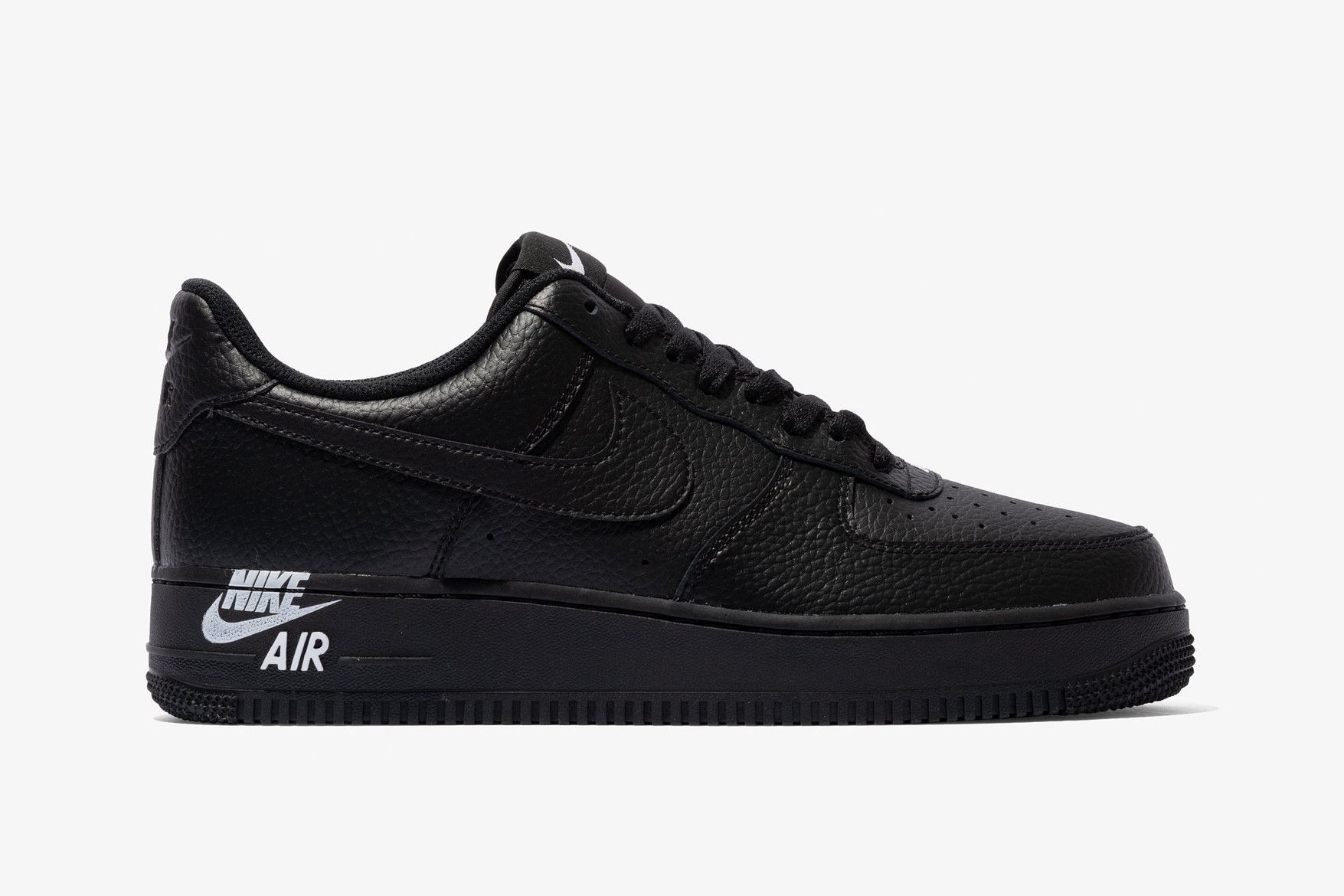 Nike's Logo-Stamped Air Force 1 Arrives