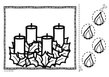 Free For Personal And Commercial Use Advent Wreath Clip Art Freebies Free Clip Art