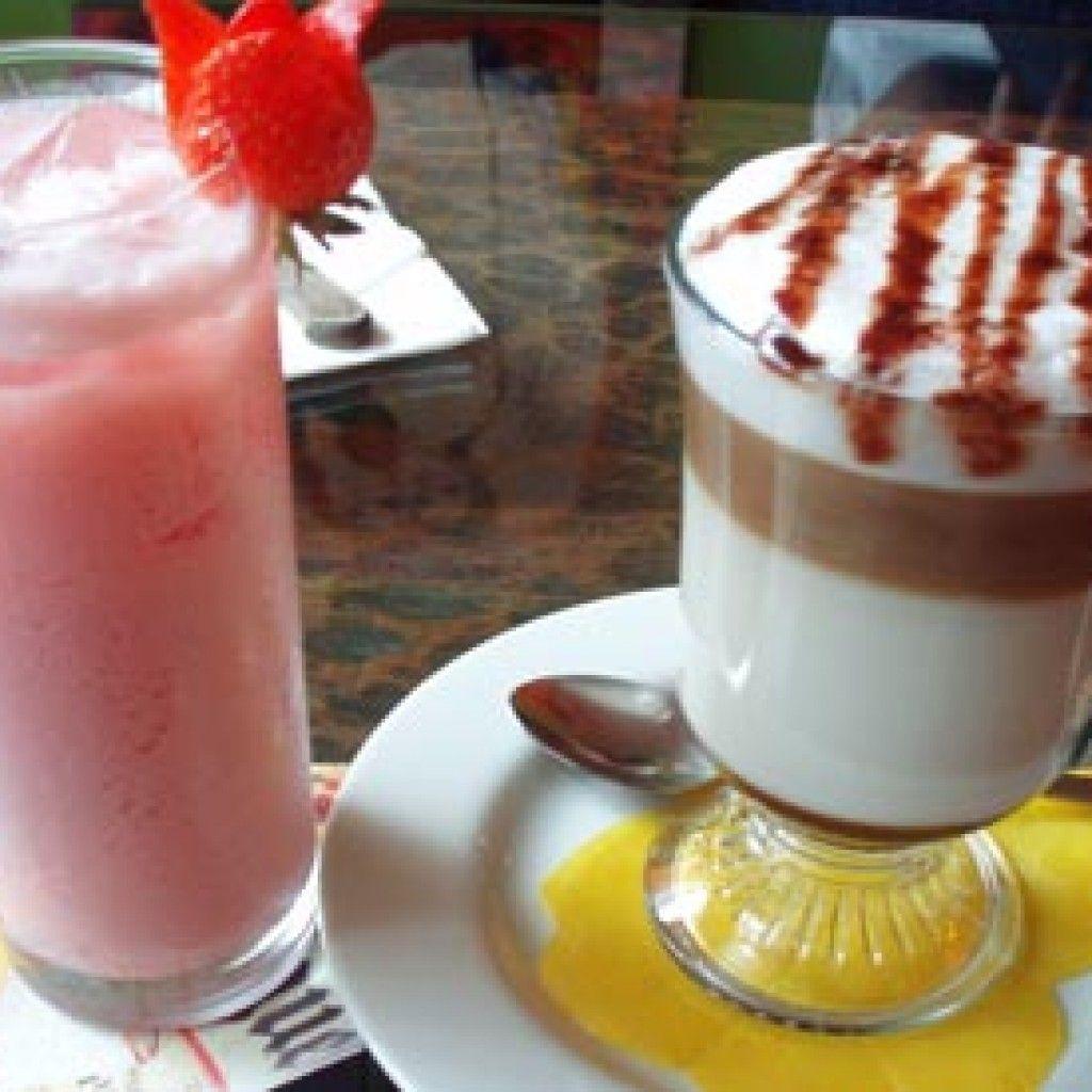 10 Resep Minuman Dingin Segar Ala Cafe Resep Minuman Minuman Resep