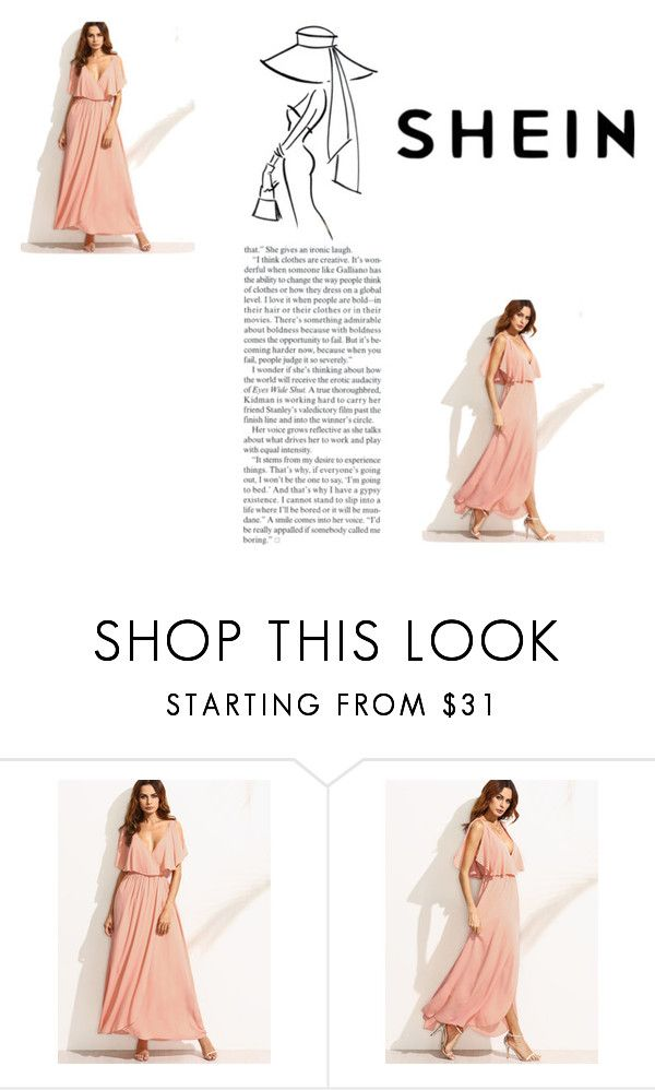 Shein By Rodbina Liked On Polyvore