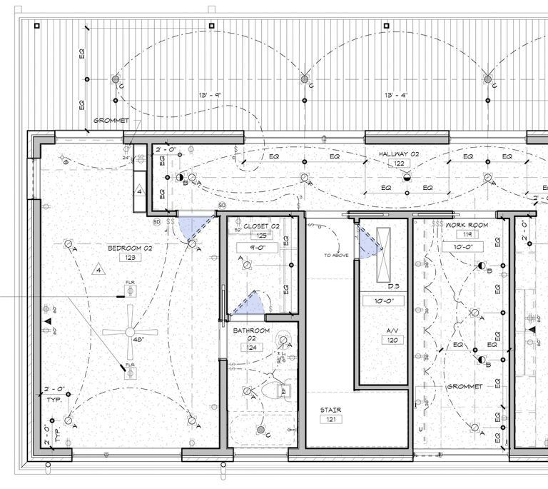 Architectural Graphics 101 Reflected Ceiling Plans Electrical Layout Ceiling Plan How To Plan