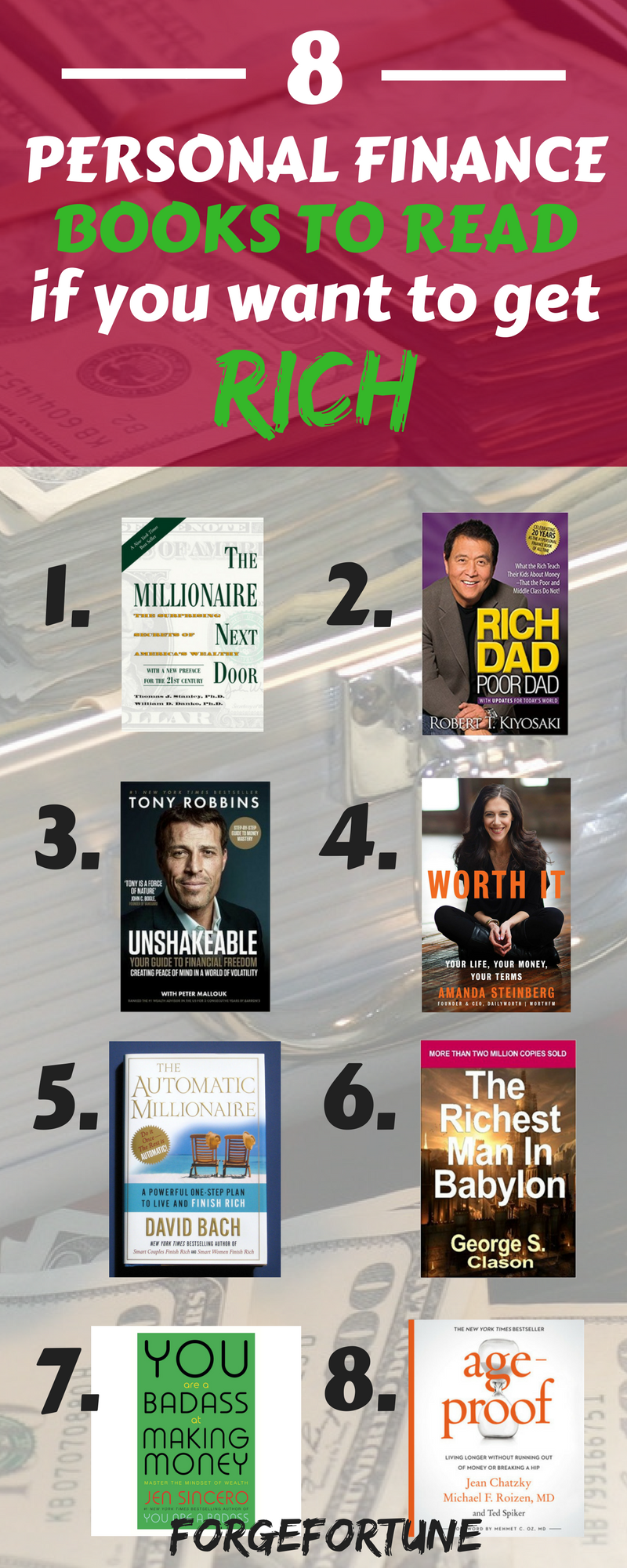 the 8 best personal finance books to read in 2018 forge fortune