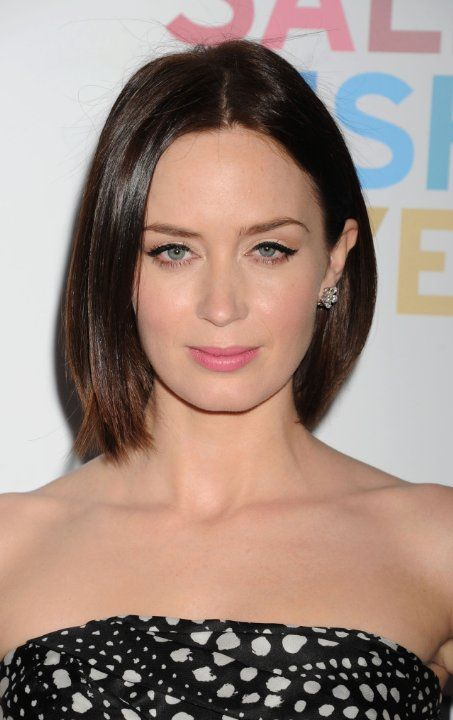 emily blunt and you worm!