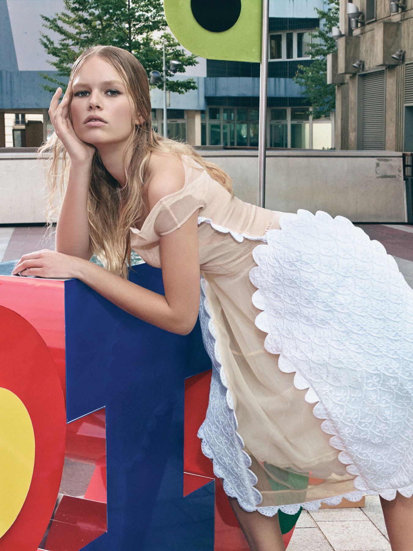 a0275068636 Anna Paris - The Model Anna Ewers. The coolest looks for spring. The  chicest city in the world. Do we really need to spell it out for you