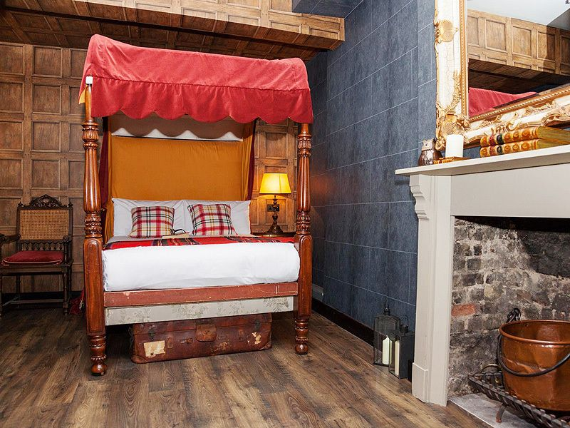 Harry Potter Hotel Rooms Available At Georgian House Hotel In London Georgian House Hotel Georgian Homes Hotels Room