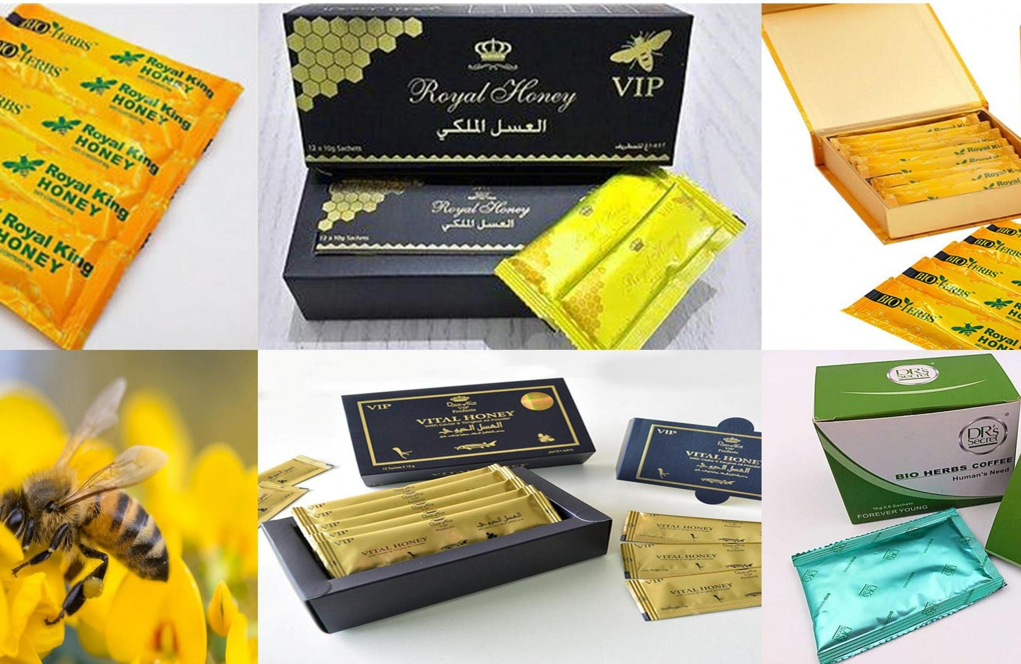 Wholesale Etumax Royal Honey Vip Malaysia Honey For Men For Him Her Vital Honey العسل الملكي الماليزي بيع جملة الشاي الاخضر الماليزي Manawa Honey Sachet