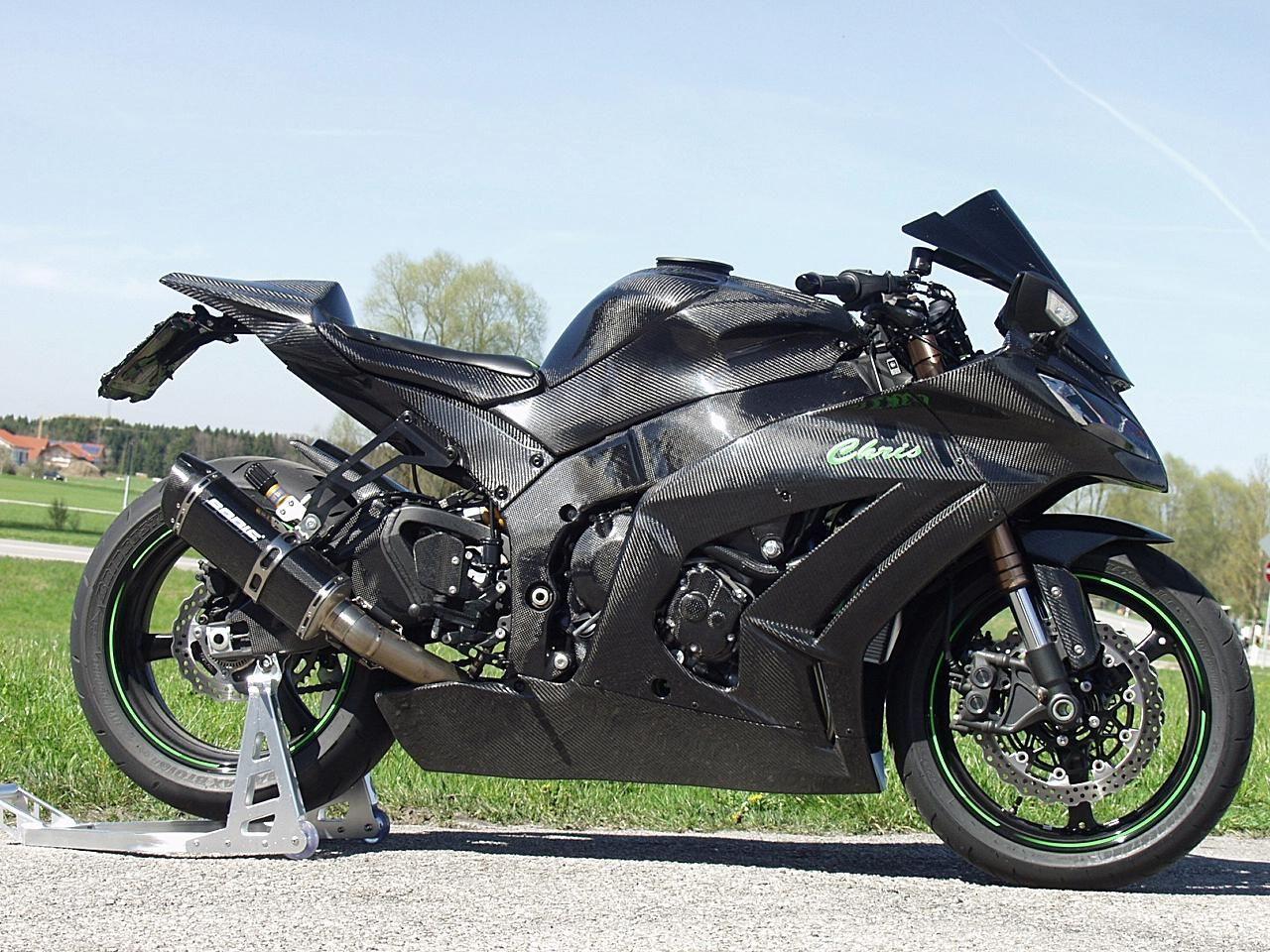 Kawasaki Ninja ZX10R Carbon