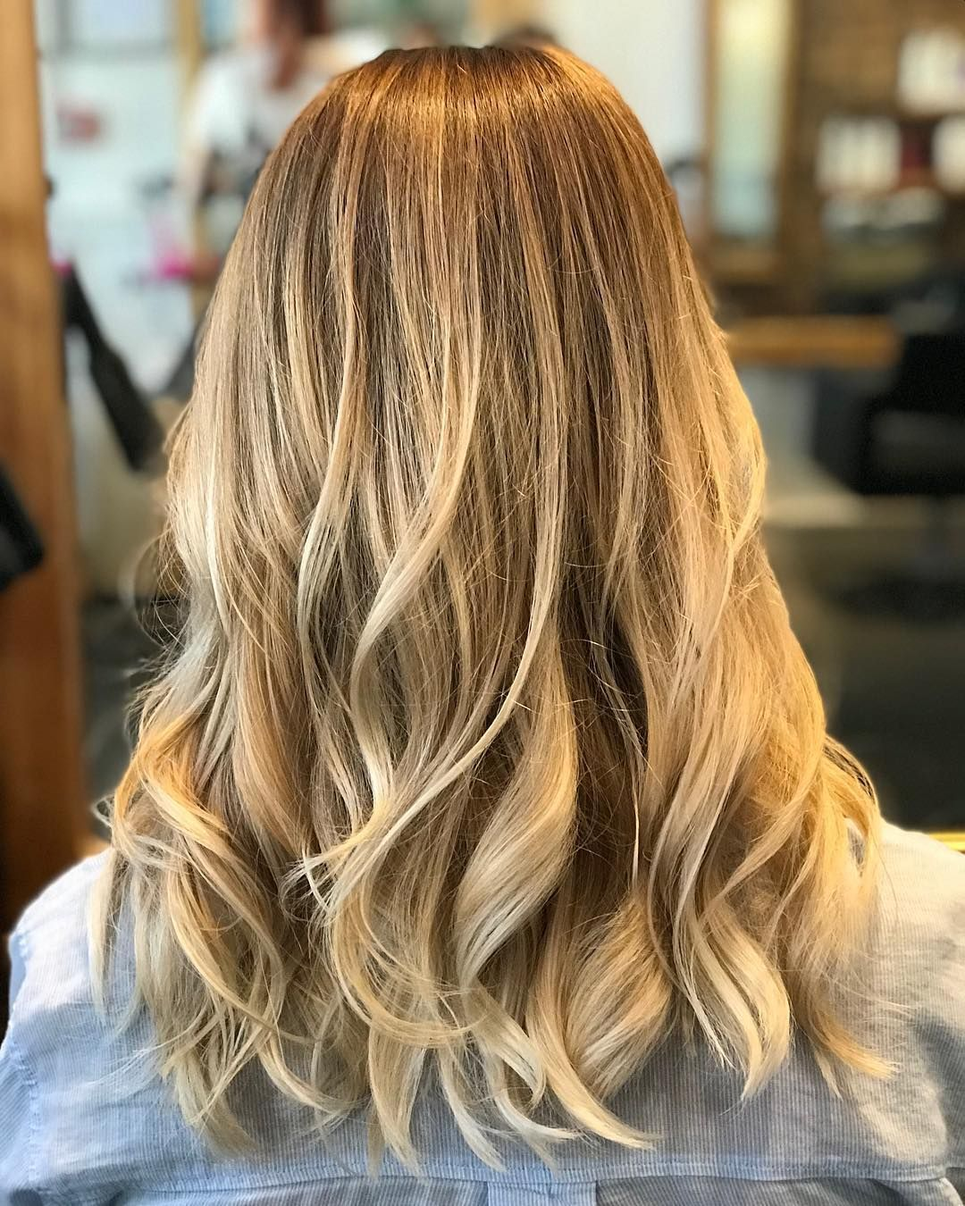 Creamy Dreamy Hair Perfection Katie Showing Us Why Shes So