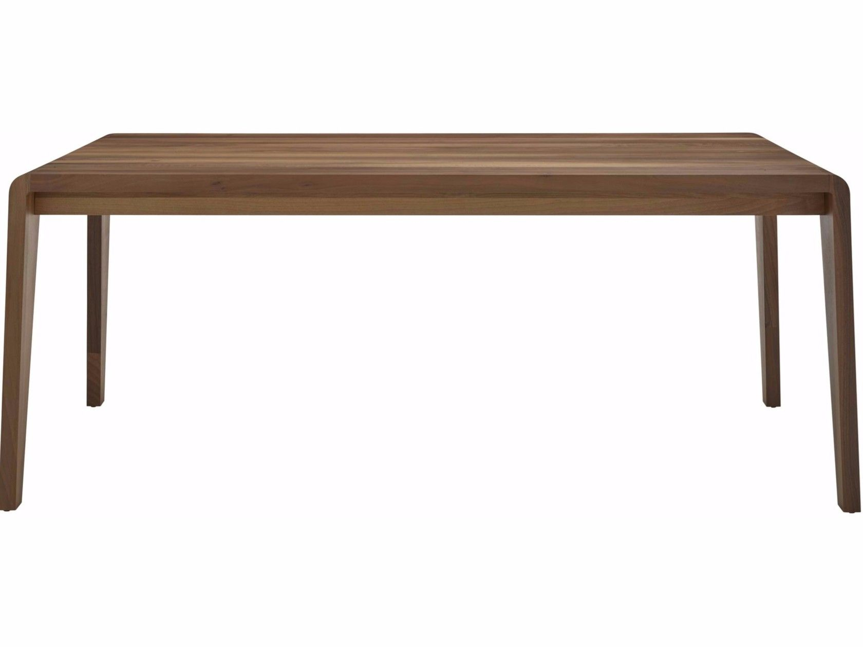 Walnut Dining Table Spirit Of Forest By Ligne Roset Design Peter Maly