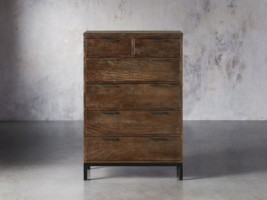 Palmer Two Over Four Drawer Dresser