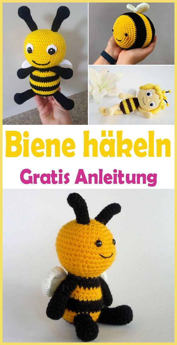 Photo of Crochet Amigurumi Bee – Free & Easy Instructions