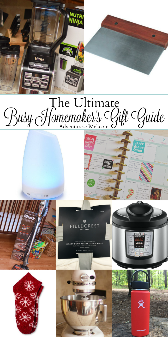 The ultimate busy homemakers gift guide organizing tools and gift a homemaker is anyone who manages a home the busy homemakers gift guide includes 10 negle Images