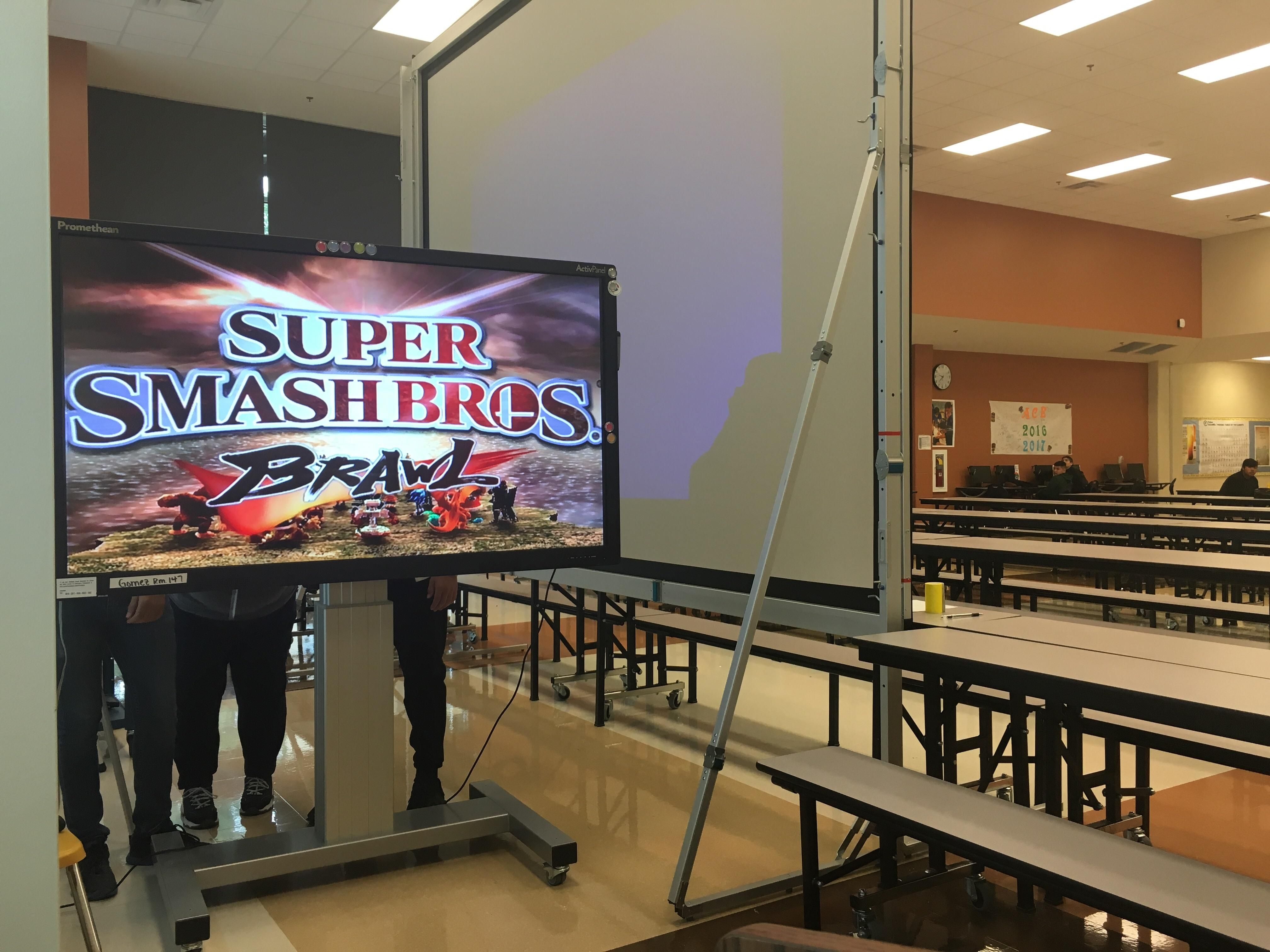 Setting up a tournament at my school (project m) Video