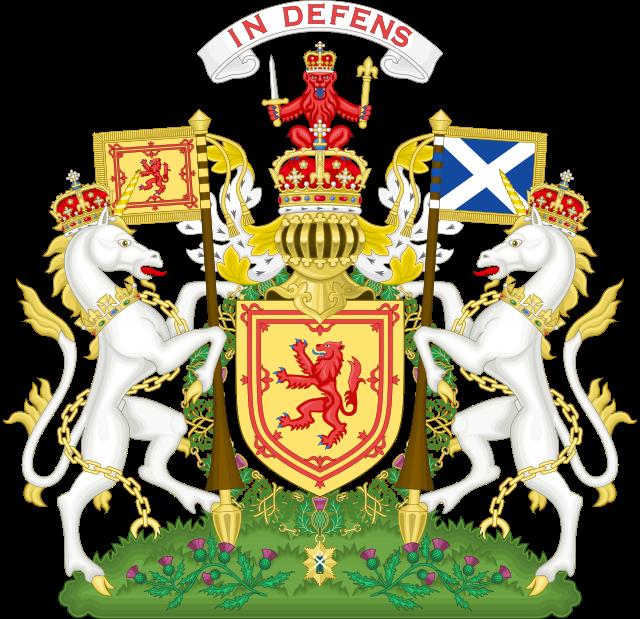 Coat Of Arms Of Scotland The Tudors Pinterest Scotland