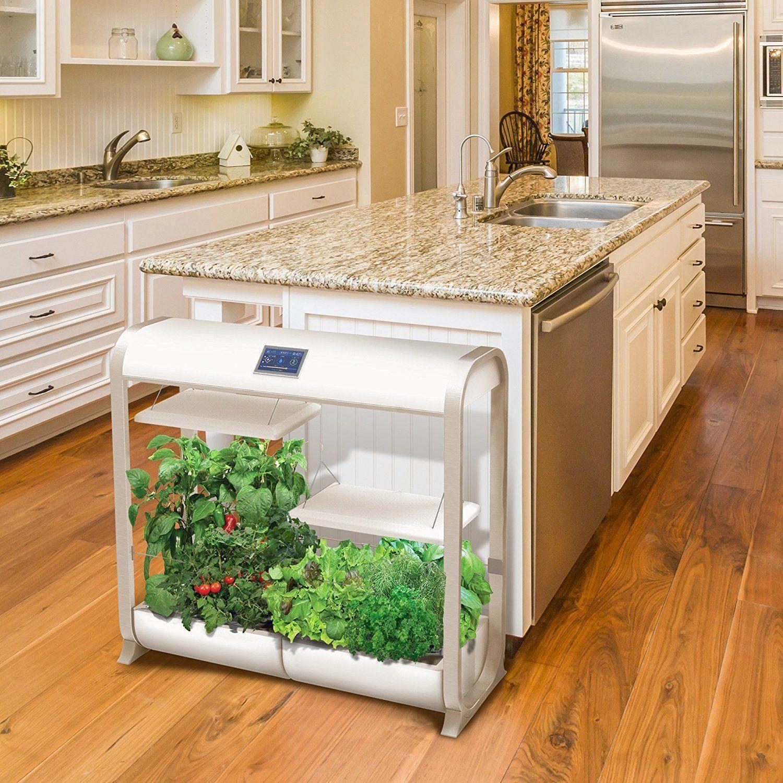 Aerogarden Farm Plus Hydroponic Garden 24 Grow Height 640 x 480