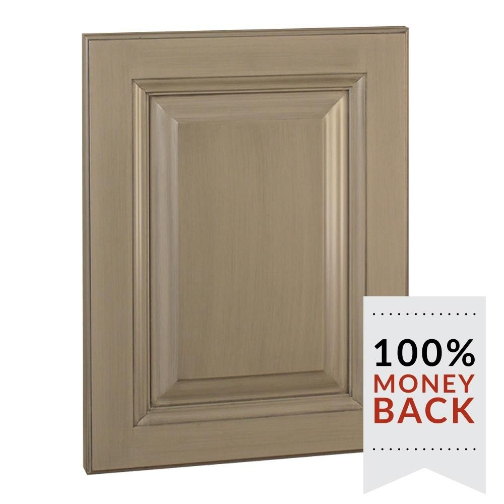Youngstown Maple Taupe Brushed Gray Glaze - Deerfield Door S&le  sc 1 st  Pinterest & Youngstown Maple Taupe Brushed Gray Glaze - Deerfield Door Sample ...