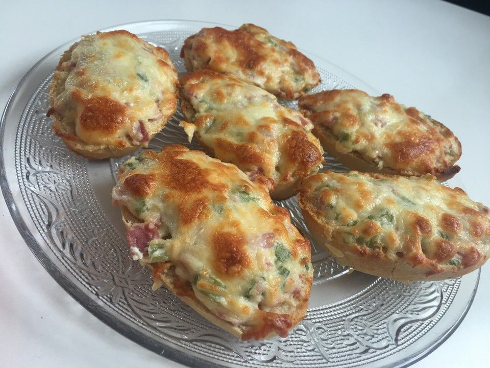 1a Schmandbrötchen von braver_haas | Chefkoch #fingerfoodrezepteschnelleinfach