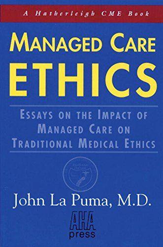 Essay on medical ethics