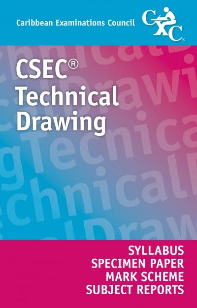Csec Technical Drawing Syllabus Specimen Paper Mark Scheme And Subject Reports Ebook Technical Drawing Syllabus Drawings