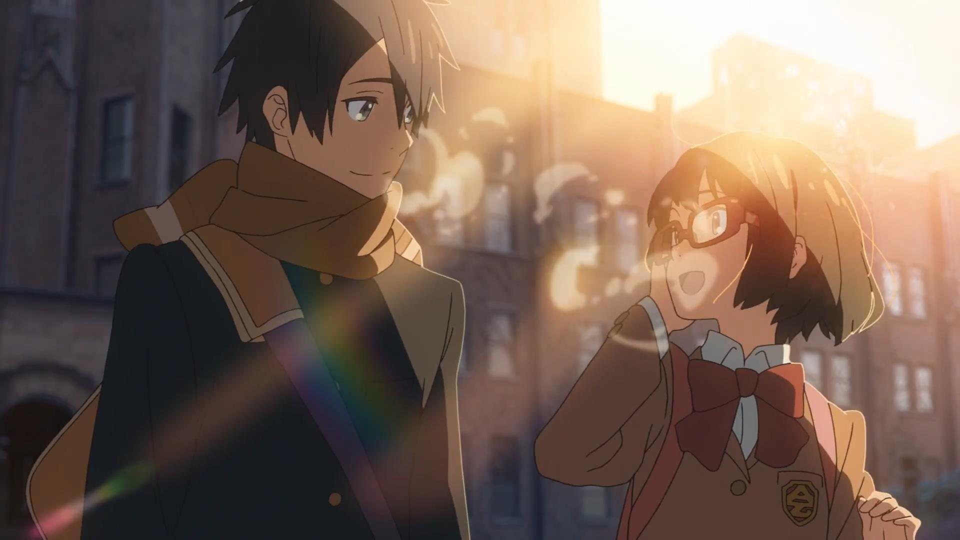 Cross Road Anime Full Promo English Subtitled [1080p] in