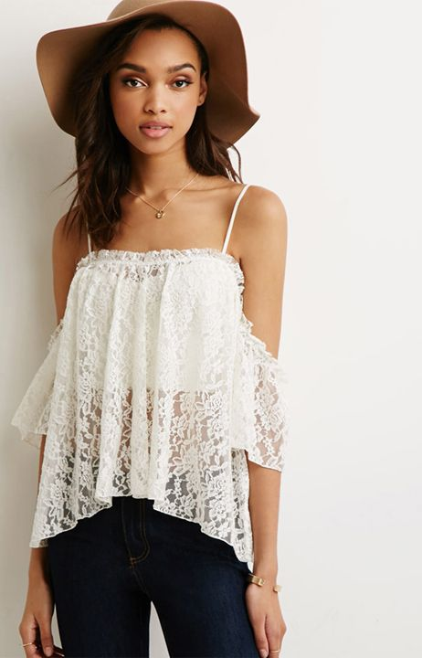 Off Shoulder Tank Top