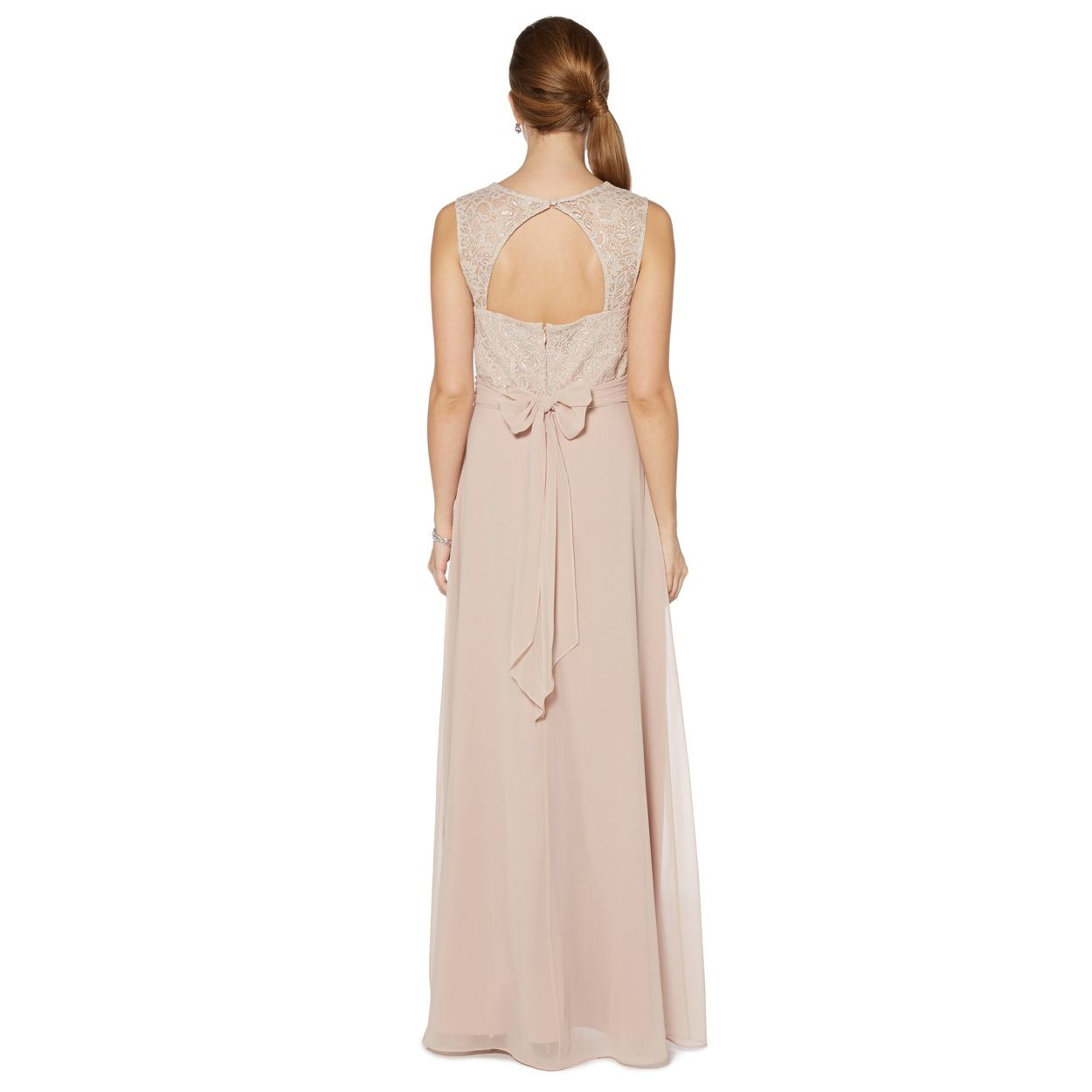 Debut gold lace maxi dress at debenhams bridesmaid dresses debut gold lace maxi dress at debenhams ombrellifo Image collections