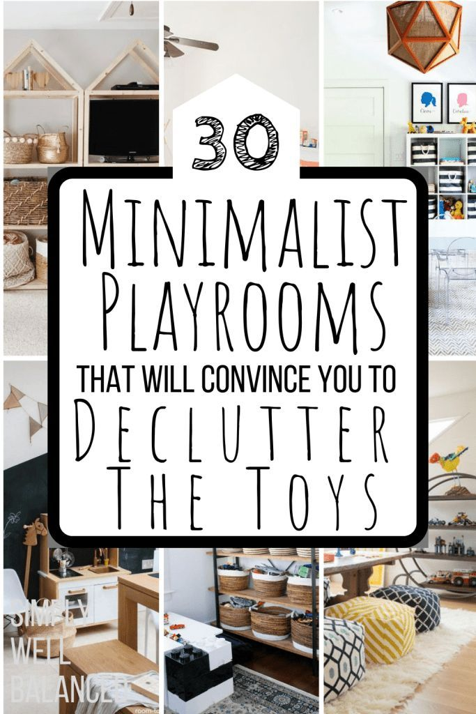 Minimalist Playrooms That Will Convince You To Get Rid Of The Toys Modern Playroom Playroom