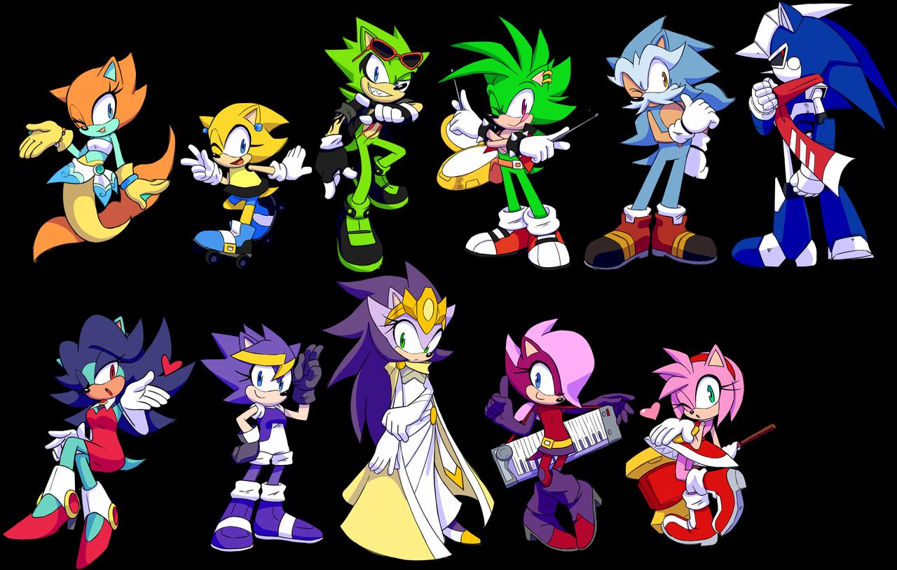 Hedgehog Compilation By Drawloverlala On Deviantart Hedgehog Sonic Fan Art Sonic Art