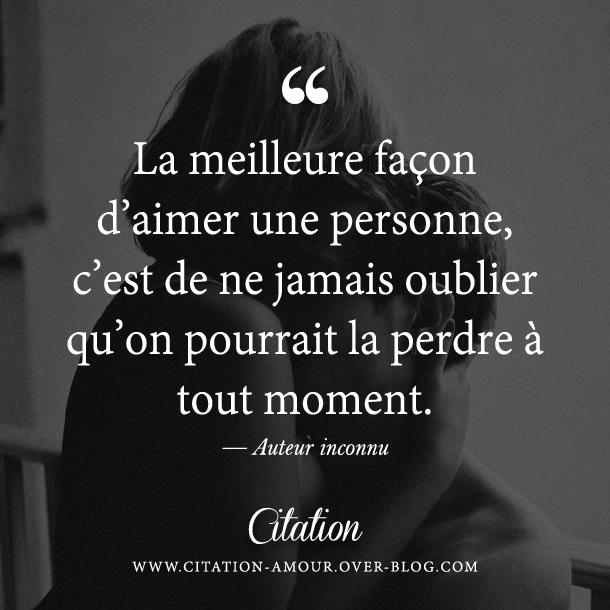 Citation C Est Quand On Perd Quelqu Un